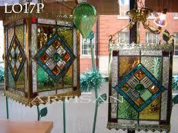 artisan lantern pair