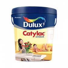 dimana beli dulux catylac interior tinting marigold cat tembok 5kg di indonesia