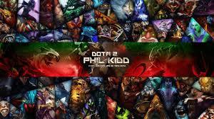 dota 2 phil kidd streaming ability draft youtube gaming youtube