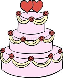 Sample Cake Icon For Wedding Cake Icon In Cartoon Style Isolated