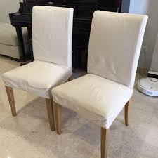 4 Stück Ikea Hendriksdal Esszimmerstühle