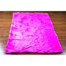 faux fur rug pink pink fur carpet pink faux fur area rug x new premium faux fur rug pink