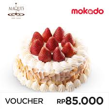 Maquis Strawberry Shortcake ø10cm Harap Order H 1 Ke Store Maquis
