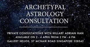 Archetypal Astrology Consultation With Hillary Adrian Han