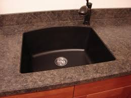 solid surface kitchen sink
