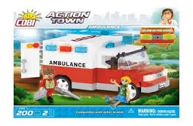 <b>Конструктор Ambulance v2</b> - <b>COBI</b>-1765 - купить в Rc-like