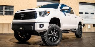 2020 toyota tundra 6 inch lift build