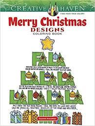 <b>Creative</b> Haven <b>Merry Christmas Designs</b> Coloring Book (<b>Creative</b> ...
