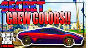Test Paint Color Online Gta 5 Online Secret Car Colors Multi Color Karambit Fade