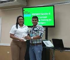 Sesión 6: Aída Ferrufino (FERTILIZANTES... - Dale Carnegie Honduras |  Facebook