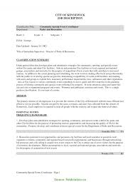 Event Coordinator Job Description Fresh Event Organizer Job Description Sample Corporate Event Planner 23