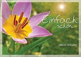 Poetische Spruch Postkarte Liebe Einfach Schön Dass Es Dich Gibt