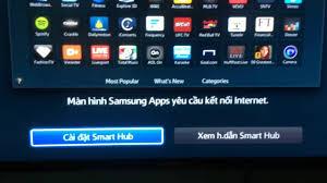 4 nguyên nhân tivi Samsung không kết nối được Internet là gì ?