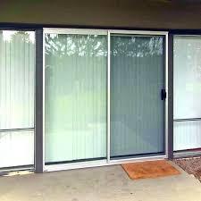 replace sliding screen door sliding screen door bug seal to beautiful sliding patio screen door install