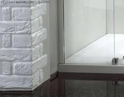 shower aqua glass shower door aqua glass shower door seal aquaglass designer 1 door 10mm