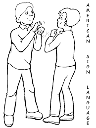 Disabilities 9 People Coloring Pages Coloring Page Book For Kids