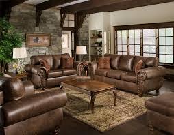 Brown leather living room furniture Color Scheme Wonderful Decorating Living Room Chocolate Brown Furniture Brown Leather Arms Sofa Sets Beige Floral Shag Wool Inowfun Living Room Wonderful Decorating Living Room Chocolate Brown