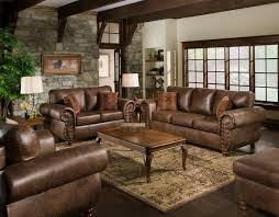 wonderful decorating living room chocolate brown furniture brown leather arms sofa sets beige fl wool