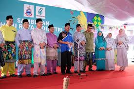 events petronas inspires secondary school students in bintulu sabah cm celebrates hari raya aidilfitri 24 07 2016