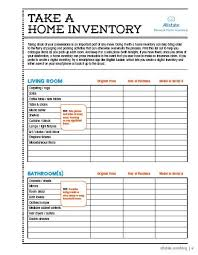 Moving Checklist Template Delectable Here Is A Printable Home Inventory Checklist So You Can Take Stock