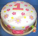 Украшения тортов на 1 годик