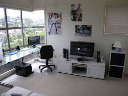 stylish home office computer room. Stylish Home Office Computer Room. Comfortable Room Ideas At Home: Simple ~ 0