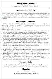 Sample Resume For Assistant Manager Yuriewalter Me
