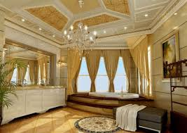 Neoclassical Decorating Style Villa Neoclassical Style Living - Mediterranean style bathrooms