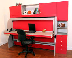 Beautiful Desk Bed
