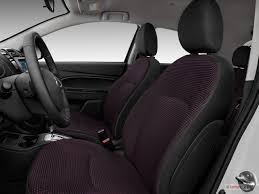2016 mitsubishi mirage front seat