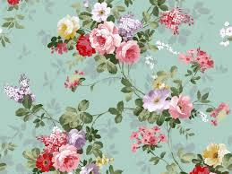 Cute Vintage Flowers wallpaper ...