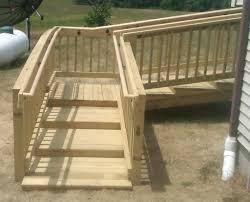 handicapped steps for home walker steps handicap rampsporch