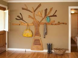 Coat Rack Part 100 KidFriendly PetFriendly Storage Ideas Wooden tree Coat 32