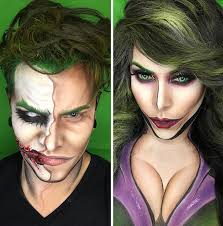 male female version of the joker