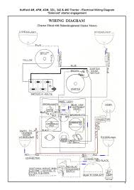nuffield universal wiring overhaul nuffield universal 3 wiring overhaul wiring diagram nuffield 4dm solenoid