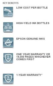 Small Picture Epson L220 PrintScanCopy Ink Tank Color Printer Buy Epson L220