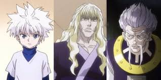 Organised by @luuakuu & @sitriini. Hunter X Hunter 10 Things You Didn T Know About The Zoldyck Family
