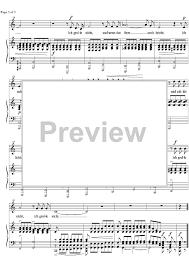 ich grolle nicht sheet music ich grolle nicht op 48 no 7 score sheet music for piano and