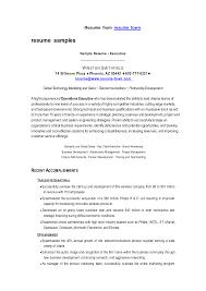 Sommelier Resume Resume Work Template