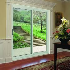 top sliding glass patio doors