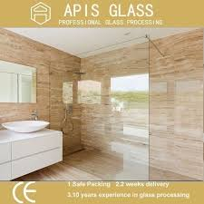 china 3 8 1 2 shower bathroom panel screen glass interior door glass tempered safety glass with ce sgcc china shower door glass glass panel