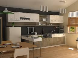 modern small kitchen modern