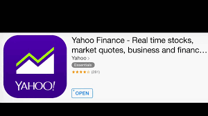yahoo finance app. Modren Yahoo Yahoo Finance App Review To