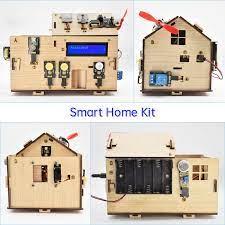 Keyestudio Akıllı Ev Kiti : Amazon.com.tr: Bilgisayar
