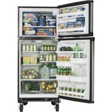 whirlpool garf19vk 30 19 0 cu ft chillerator garage refrigerator stainless steel