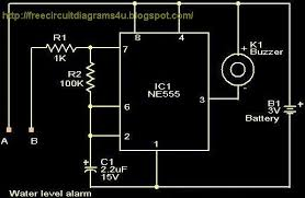 water level alarm circuit wiring radar NuWater Septic at Nuwater Wiring Diagram