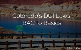 Blood Alcohol Content And The Law In Colorado