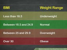 How To Calculate Your Body Mass Index Bmi With Calculator