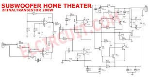 subwoofer home theater layout pcb pcb's layout design pinterest Home Theater Audio Diagram Home Theater Audio Diagram #40 home theater audio circuit diagram