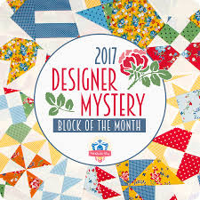 2017 Designer Mystery Block of the Month Monthly Blocks<BR>Fat ... & Fat Quarter Shop offers the best Block of the Month Quilts, Clubs and  programs you will find! We always have exclusive block of the month quilt  programs ... Adamdwight.com